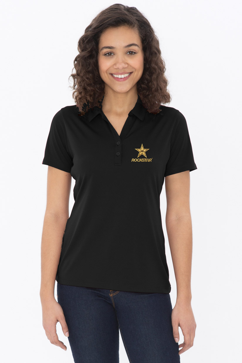 LADIES PRO TEAM SPORT SHIRT  - ROCKSTAR