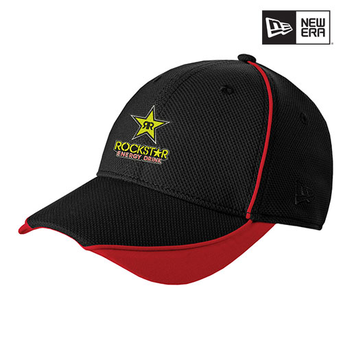 NEW ERA® CONTRAST PIPED BP PERFORMANCE CAP - Rockstar