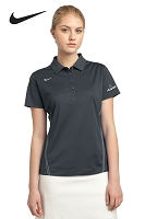 Ladies'  Nike Golf - Dri-FIT Sport Swoosh Pique Polo - Amp Energy