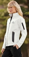 Ladies' Soft Shell Technical Jacket  - Amp Energy