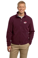 Value Fleece Jacket - Dr. Pepper