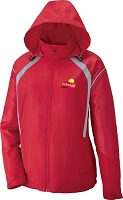 Sirius Ladies' Lightweight Jacket With Embossed Print - Fritolay