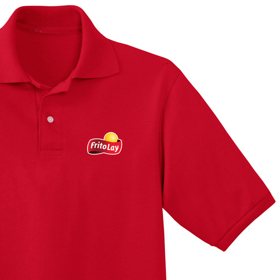 Comfort Zone Sport Shirt - Red - Fritolay
