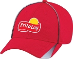 Super Deluxe Polyester Weave Cap - Fritolay