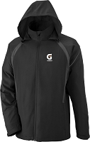 Sirius Men's Lightweight Jacket With Embossed Print - Gatorade Series