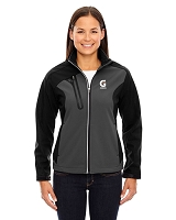 Terrain Ladies' Colour-Block Soft Shell Jacket - Gatorade Series