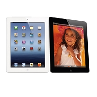 Apple 64GB iPad 4n With Wi-Fi & 4G - Black  or White