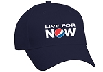 Live for Now Cap