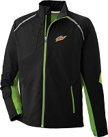 Dynamo Men's Hybrid Performance Soft Shell Jacket - MTN Dew