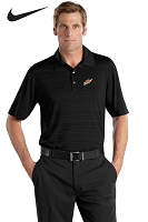 Nike Golf - Elite Series Dri-FIT Heather Fine Line Bonded Polo - MTN Dew
