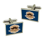 Movember Cuff Links