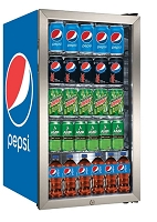 Beverage Center - Fridge - Pepsi