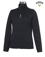 Callaway Ladies' Tour Bonded  Soft Shell Jacket - Pepsi