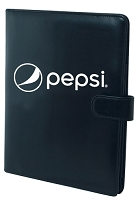 Tablet Pvc Leatherette Media Holder - Pepsi