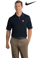 Nike Golf - Dri-FIT Pebble Texture Polo - Men's - Pepsi