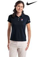 Nike Golf - Ladies' Dri-FIT Pebble Texture Polo - Pepsi