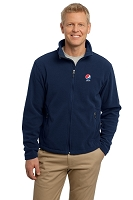 Value Fleece Jacket - Pepsi