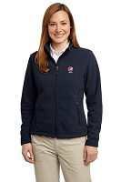 Ladies' Value Fleece Jacket - Pepsi