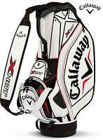 Callaway X HOT Staff Bag - Pepsi