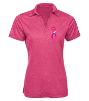 Ladies  PRO TEAM ProFORMANCE SPORT SHIRT - Awareness