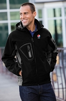 Waterproof Soft Shell Jacket - Pepsi.....Please Login To see our Special Pricing