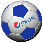Pepsi Soccer Ball - Official Size