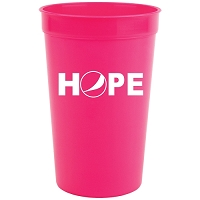 16oz Stadium HOPE Cup - Awareness