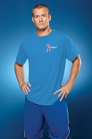 Men's Awareness Ribbon Tshirt