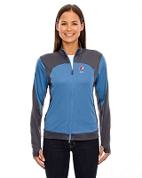 Ladies' Active Performance Stretch Jacket - Pepsi