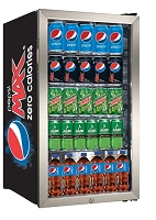 Beverage Center - Fridge - Pepsi-Max