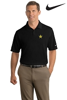 Nike Golf - Dri-FIT Pebble Texture Polo - Men's - Rockstar