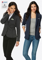 Port Authority® Ladies Fleece Blazer