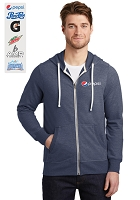 District ® Perfect Tri ® French Terry Full-Zip Hoodie.....Please Login To see our Special Pricing