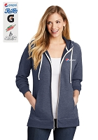 District ® Women's Perfect Tri ® French Terry Full-Zip Hoodie.....Please Login To see our Special Pricing