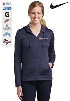 Nike Ladies Therma-FIT Full-Zip Fleece Hoodie.....Please Login To see our Special Pricing