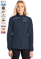 Port Authority® Ladies Zephyr Reflective Hit Full-Zip Jacket.....Please Login To see our Special Pricing
