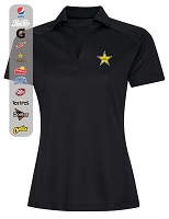 Ladies' TECH MESH SNAG RESISTANT SPORT SHIRT