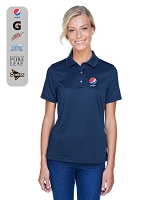 Ladies' Advantage Snag Protection Plus IL Snap Placket Polo......Please Login To see our very Special Pricing