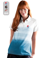 Women's Vansport™ Pro Ombré Print Polo......Please Login To see our very Special Pricing