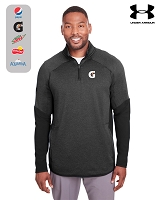 Under Armour Mens Qualifier Hybrid Corporate Quarter-Zip