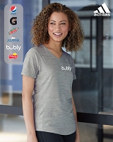 Adidas Women's Mèlange Tech T-Shirt