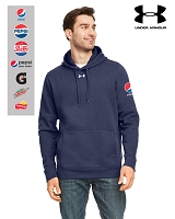 Under Armour Men's Hustle Pullover Hooded Sweatshirt