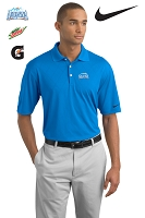 Nike Golf - Dri-FIT Cross-Over Texture Polo