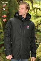 Men's Summit Jacket - Pepsi