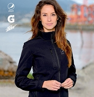 Ladies' Softtech Jacket