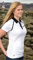 Ladies' Precision Technical Polo
