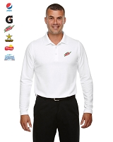 Men's DRYTEC20  Performance Long-Sleeve Polo