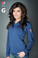 Ladies' Liberty Long Sleeve Golf Shirt