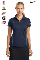 Ladies'  Nike Golf - Dri-FIT Sport Swoosh Pique Polo