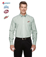 Men's Banker Stripe Shirt